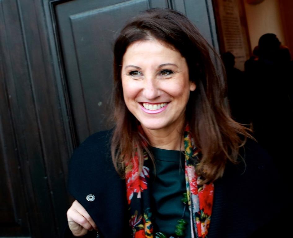 Michela Giuggia, presidente di Fondazione Artea