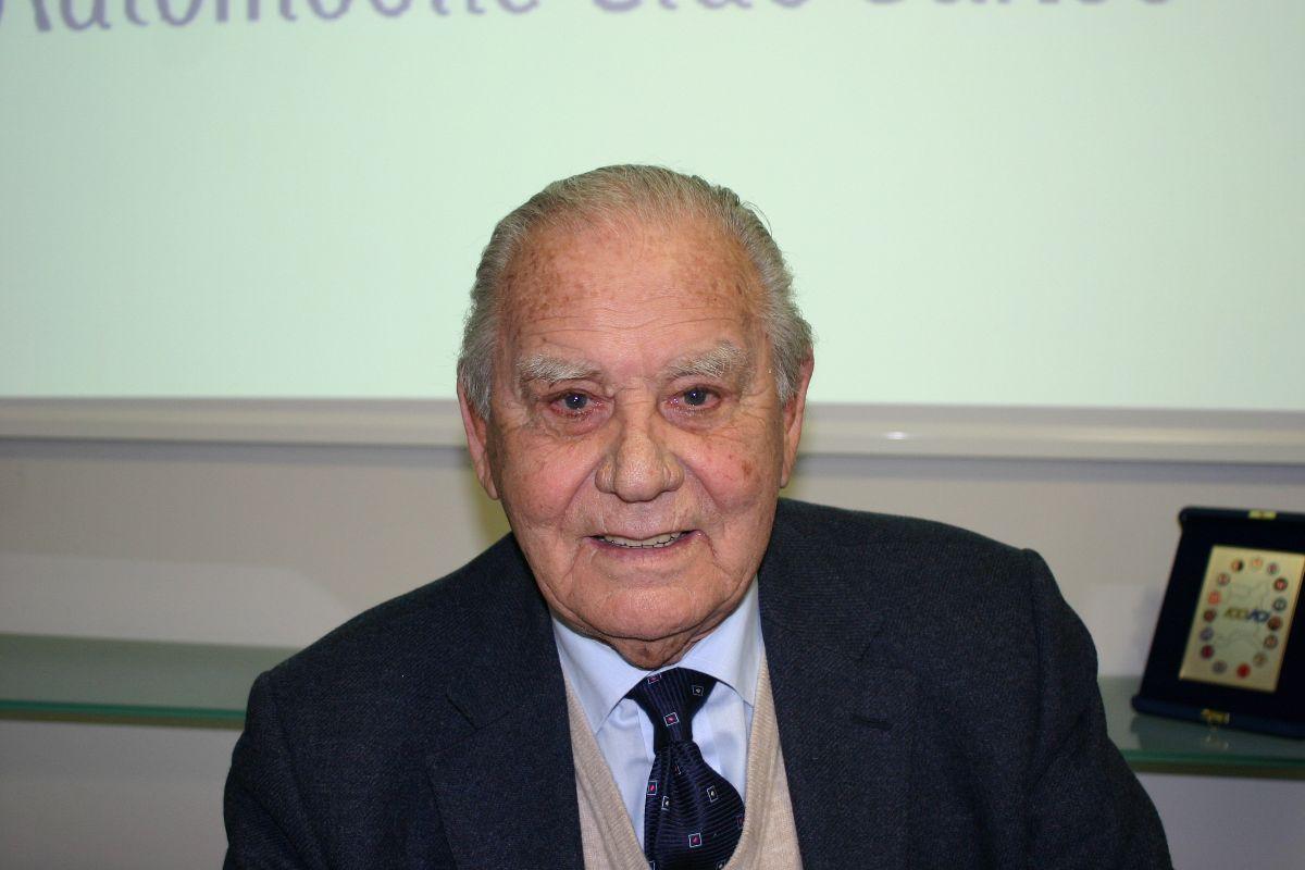 Il presidente dell'Aci Cuneo, Brunello Olivero