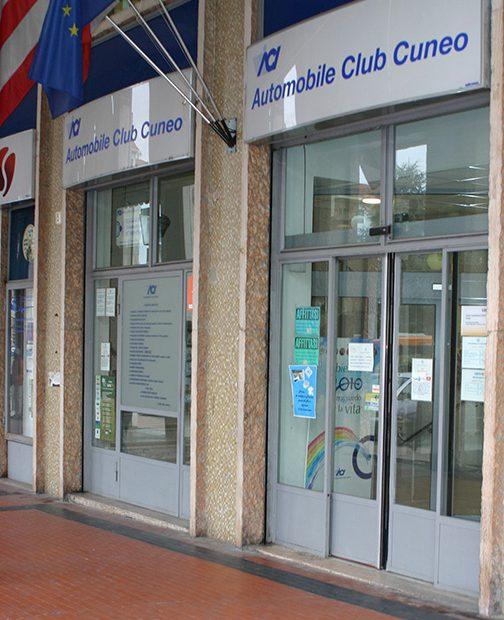 Sede Automobile Club Cuneo