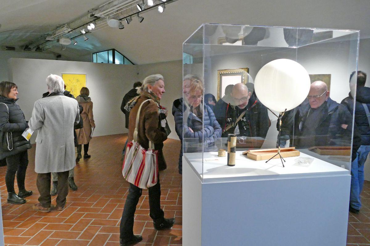 """Ultimi giorni per visitare la mostra """"Fontana e Manzoni. Tesori nascosti dalla Collezione La Gaia"""""""