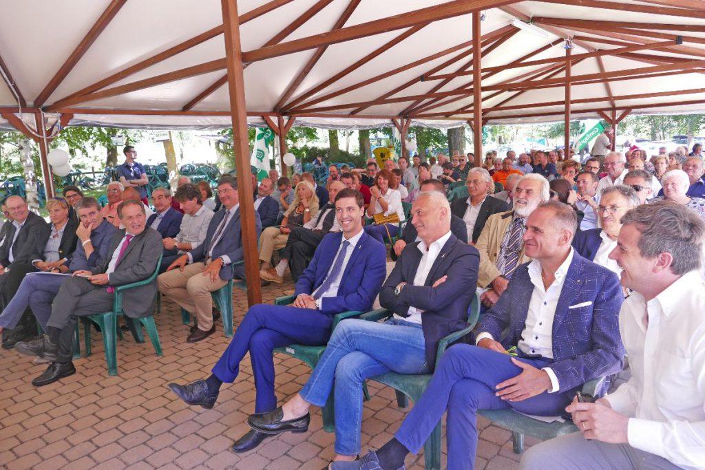 Ampia partecipazione all'assemblea di Confagricoltura svoltasi ad Entracque