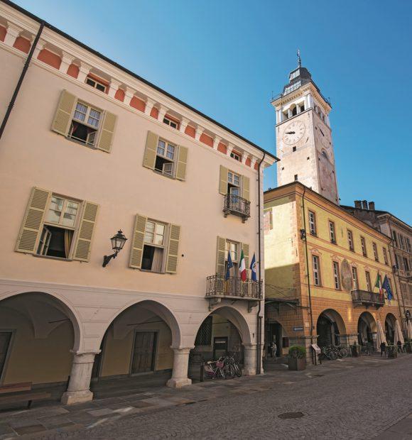 Palazzo Vitale, sede della Fondazione CRC